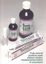 Dental Herb Product